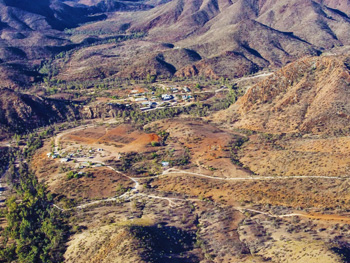 Arkaroola Tours take you to a remote location in the Flinders Ranges