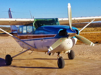 Arkaroola Scenic Flights available