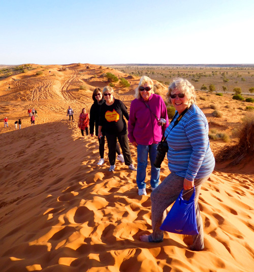 Birdsville Tour in Small Groups