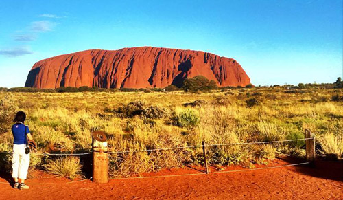 Outback Tours to Uluru and Kata Tjuta