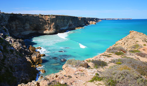 Eyre Peninsula Tour with tour to the Head of Bight