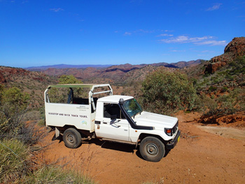 Flinders Ranges and Arkaroola Tours
