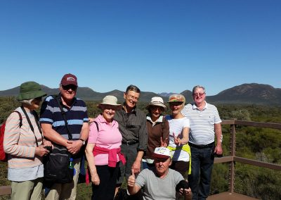 Flinders Ranges Tour Group
