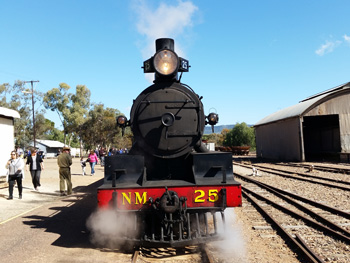 Flinders Ranges Pichi Richi Train