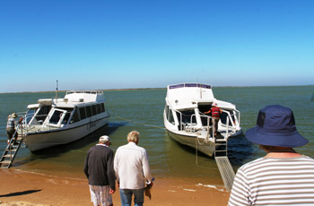 Coorong Cruise and Tour