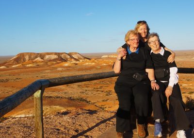 Coober Pedy Town Tour with the Breakaways