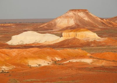 Breakaways in Coober Pedy