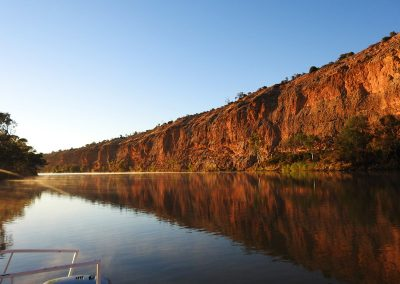 Murray River Limestone Cliffs