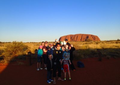 Private Outback Tours for Families