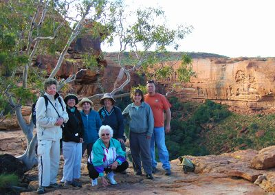 Private Tours to Kings Canyon and Uluru