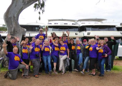 Private Group Tours on the Murray River