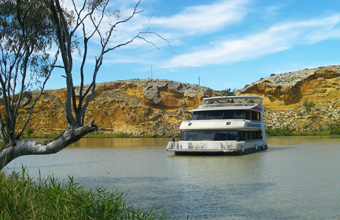 Murray River Cruise from Adelaide