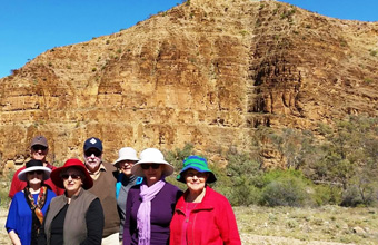 Arkaroola Tours