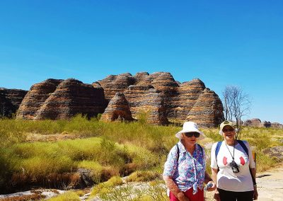 Bungle Bungle Walk in the Kimberley with Seniors