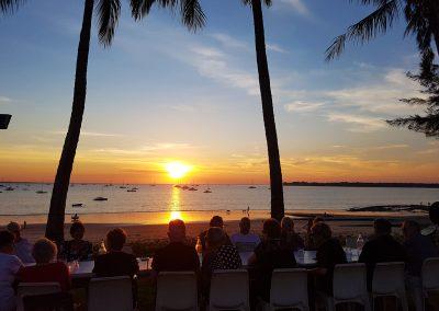 Darwin Sunset Dinner