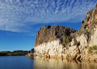 Geike Gorge Cruise at Fitzroy Crossing