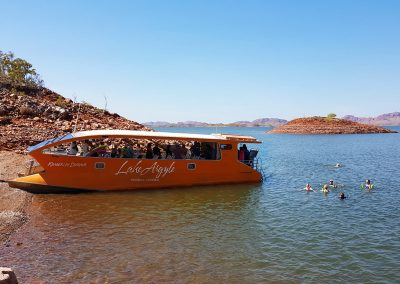 Lake Argyle Swim
