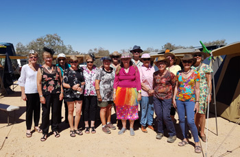 Birdsville Tour Group