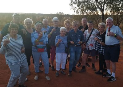 Outback Tours for Active Seniors