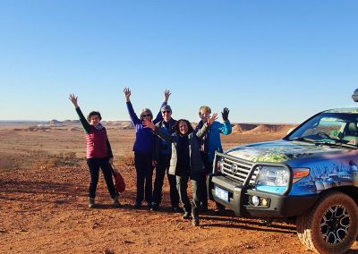 Lake Eyre 4WD Tours